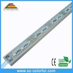 rigid led light bar quality warranty waterproof led bar light with CE RoHs certification
