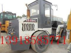 8 tons single cylinder drum vibratory compactor