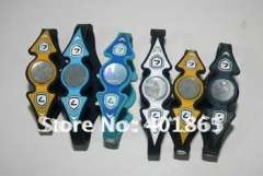 2012 Korea Sport Silicone Balance wristbands in hologram