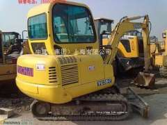 Daqing Used forklifts temporary workers 20, sold 10 years into the new Yuchai 8 YC35-7, 35-8 hydraulic excavator