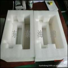 Black EPE EPE packaging punch, punch-shaped packaging lined positioning EPE, EPE packaging manufacturers