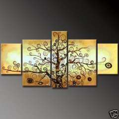 Fashion handmade abstract oil painting frameless OIL0199