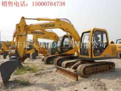 Shenyang sale 10 years into the new Yuchai YC85-8 8 excavators, used XCMG 20 forklifts, picture Condition good