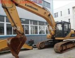 Nanping sold in 2009 70% of new Liugong 925LC hydraulic excavators, used forklifts Lonking 50