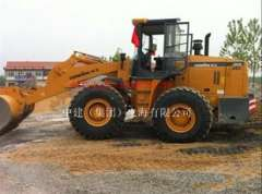 Zhengzhou sale 12 years 9 into a new five tons Long Engineering LG853D loaders, used Liugong 30 forklift