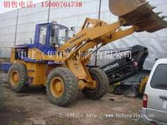 Guizhou sell 10 August into a new three tons Long Engineering LG833B loaders, Komatsu 220 excavator, cheap