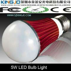 High lumens 5W led bulb lamp with good quality
