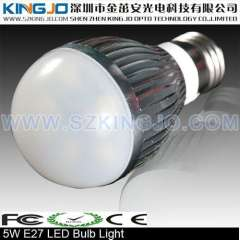 High quality E27 LED Bulb Lamp with Epistar Chip