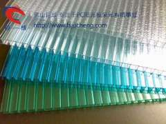 Polycarbonate hollow plate factory direct PC sunshine board