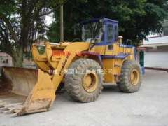 Zunyi sale 12 years 9 into a new five tons Long Engineering LG850D loaders, Komatsu 270 excavator, cheap