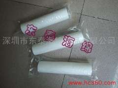Supply absorbent sponge, absorbing sponge color, thickness absorbent sponge column, customized absorbent sponge stick