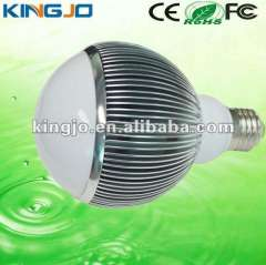 CE, ROHS, FCC bridgelux chip indoor 12w led bulb