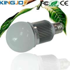 Indoor lighting high power led lamp with e27 base