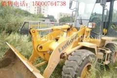Zhangping Used Hitachi 120 excavator, sale 12 years 9 into a new 1.6 tons Liugong 816 loader, used Hitachi 120 excavator, cheap