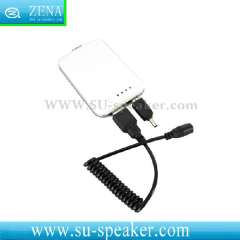 5000mAh dual USB outputs the Dresdner digital mobile power TP-15