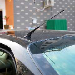 Anti-static car decoration antenna / addition to static antenna (GK451)