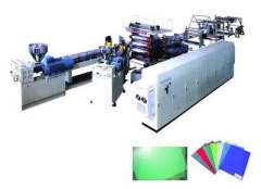 PE\PP\PS Board Production Line