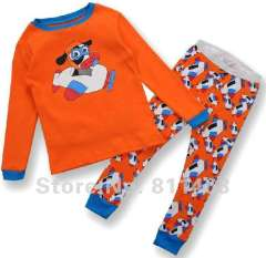 kids long sleeve cotton pajamas# C-049\ best gift for baby \ free shipping