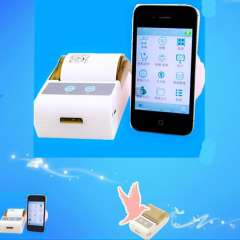 Android / IOS mobile phone Bluetooth small ticket printer