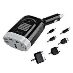 Ao Shuer 130W Car Wireless inverter / charger with adapter