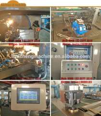 2014 Upgraded carousel screen printing machine