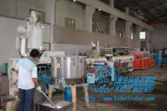 16-63mm PP-R Pipe Production Line | PPR Pipe Extrusion Line