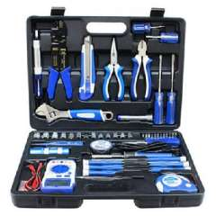Chrome vanadium steel 51 electrical tools combination package