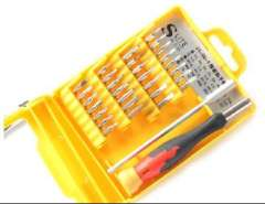 31 in 1 Precision Screwdriver Set | Mobile disassemble | home | manual screwdriver
