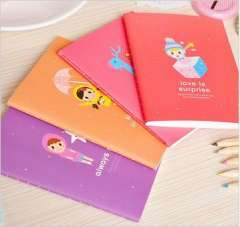 Stationery stitch book small book portable this