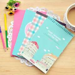 Stationery letter pad multicolour letter pad beautiful letter pad small fresh