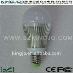 Popular Style 5W LED Bulb with Aluminum Housing