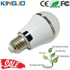 Competitive Supplier Plastic Body E27 5W Light Led Bulbs