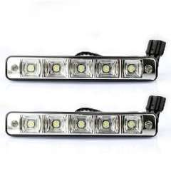 Auto bulbs | Daytime Running Lights | 5LED lamp | Beacon | fog | waterproof | White