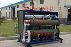 heat-transfer oil heater heating&cooling unit