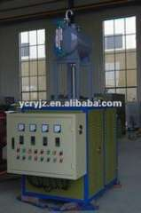 thermal oil heating unit