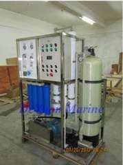 Sea Water Desalting Unit