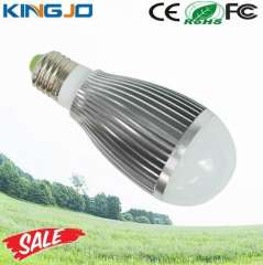 E27 GU10 7W Led Light Bulbs Wholesale 120 Degree