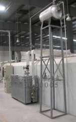 Drying oil furnace