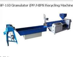 SP-110 Granulator (PP\HIPS Recycling Machine)