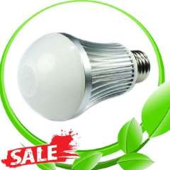 4W Outdoor LED Motion Sensor Bulb Samsung 5630 SMD