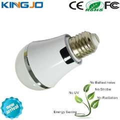 With Plastic Body E27 5W Led Light Bulbs Wholesale