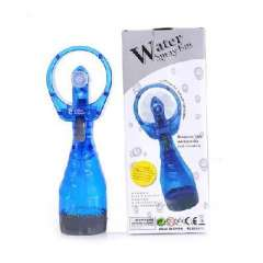 Patent genuine handheld spray fan | ice water spray fan | Blue