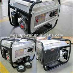 Home Use Protable Air-cooled Gasoline Generator Sets