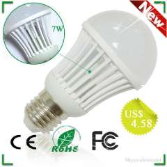 Hollow Out Deisgn 5W Hot Model SMD led bulb with CE, RoHS, FCC