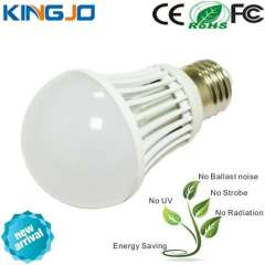 Best Heatsink 5W Led Bulb Lighting With Hollow-up Design