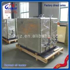 2500KW Industrial Hot Oil Circulating Heater, 900KW Thermal Oil Heater