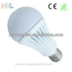 longer lifetime and best price samsung smd 5630 400lm AC100-240 cool white e27 led light bulb 5W