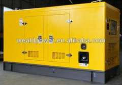 Soundproof Deutz Water cooled Engine Standby Use Generator 110KVA