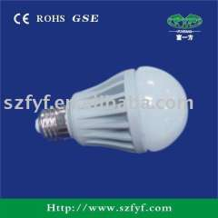 3X1W led light bulb