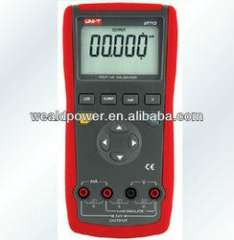 VOLTAGE MA PROCESS TESTING CALIBRATOR